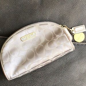 Coach-Estee Lauder Make-up Bag